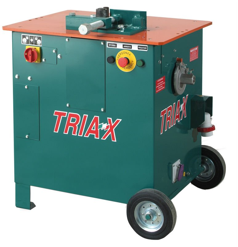 Armeringsbockmaskin Triax PFX32 TRIFASE